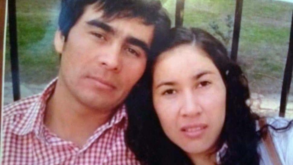 Bordón, otra victima de femicidio junto a su novio