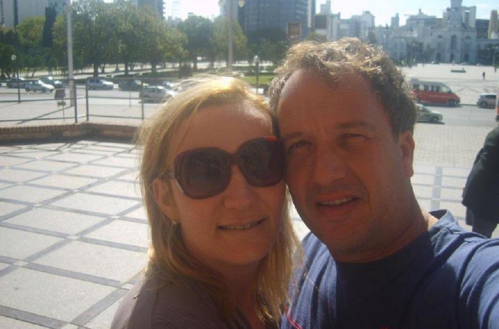 Danisa Canale, victima-de-femicidio junto a su victimario