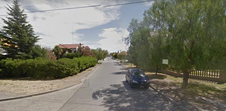 El asaltante fue alcanzado y detenido en la calle Suipacha.