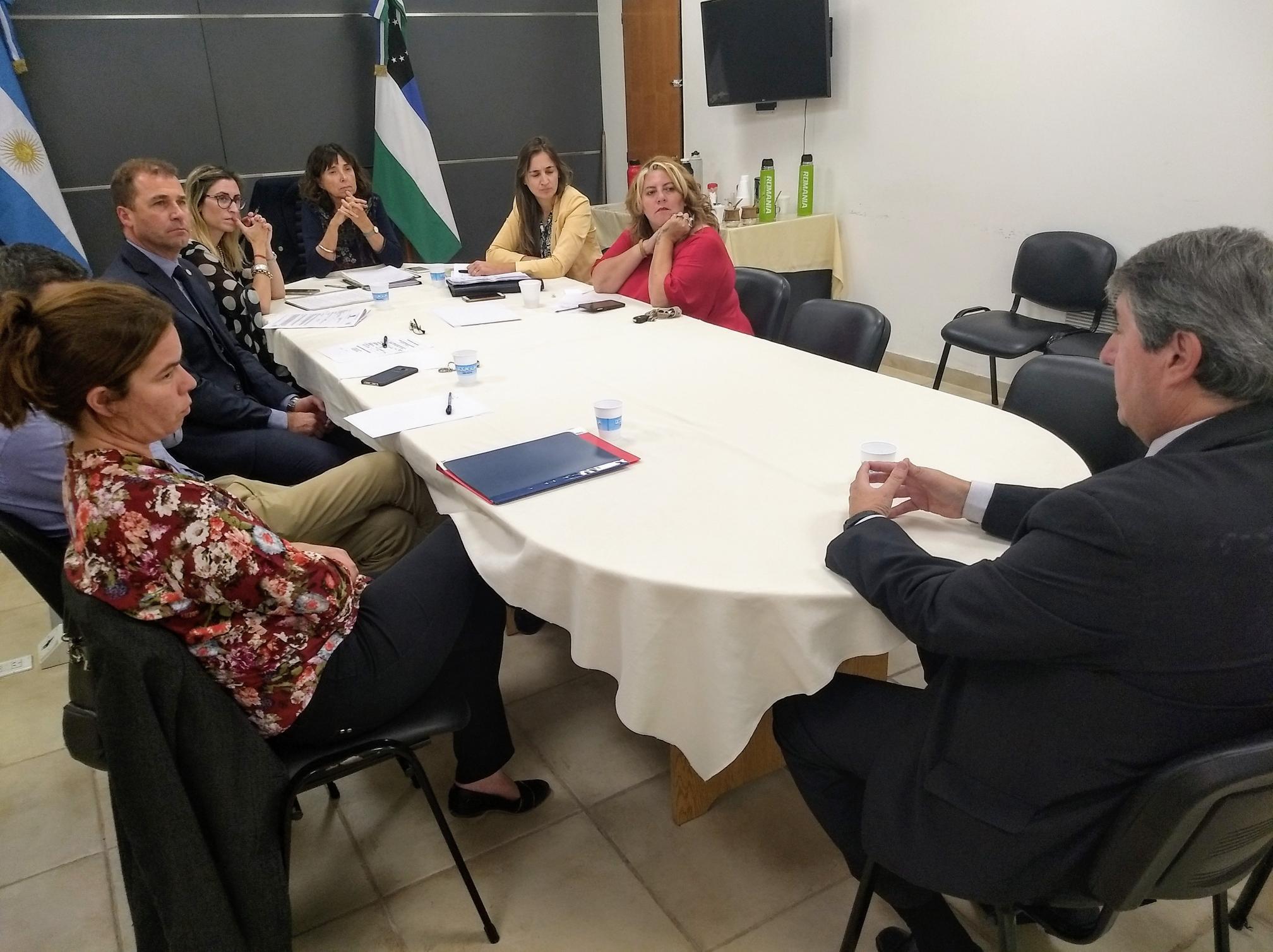 Consejo de la Magistratura en Cipolletti