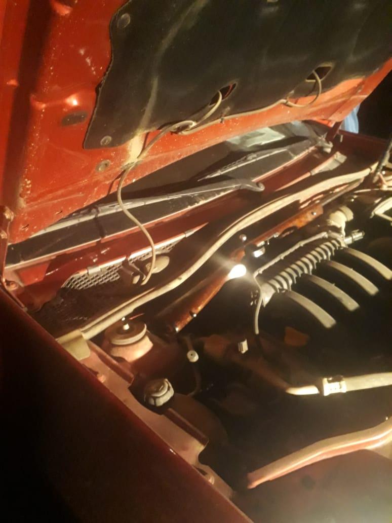 arma en motor oroch