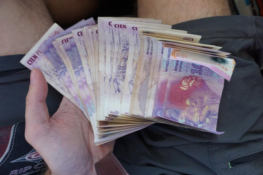 Entregaron el dinero en mano a los delincuentes (Foto Internet)