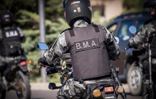 Brigada de motos