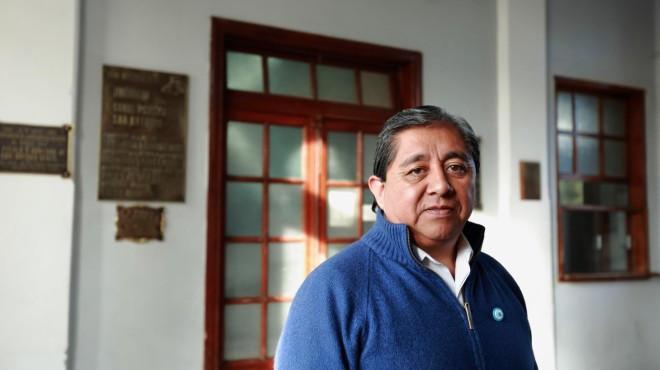 Ojeda, intendente de San Antonio
