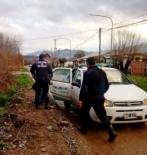 Detenido en Bariloche