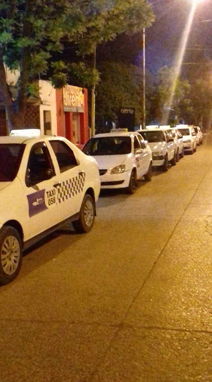 Foto: Face Taxistas en movimiento